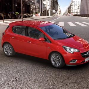 Opel Corsa 5 ajtós 01