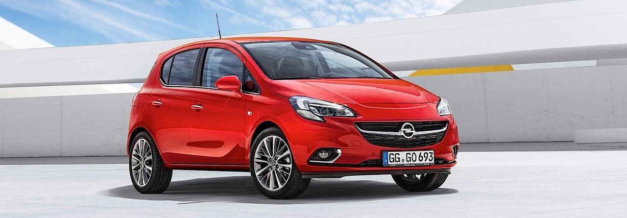Opel Corsa 5 ajtós