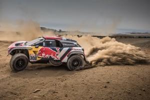 Team Peugeot Total_Dakar 2018_Shakedown_4.1.2018_©PEUGEOT SPORT _ MCH Photography_20126