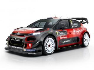 Bemutatkozik a Citroën C3 WRC