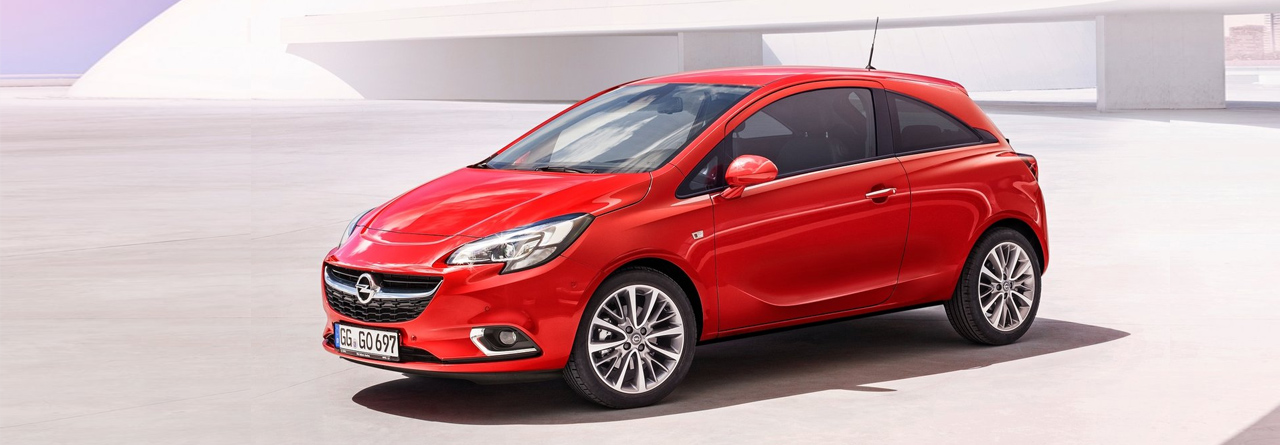 Opel Corsa 3 ajtos