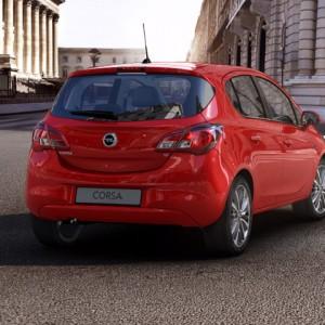 Opel Corsa 5 ajtós 03