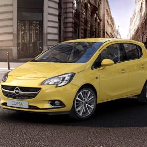 Opel Corsa 5 ajtós 02