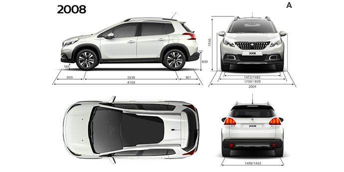 Peugeot_2008_SUV_meretek_v1