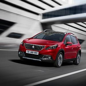új Peugeot 2008