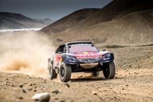 Team Peugeot Total_Dakar 2018_Shakedown_4.1.2018_©PEUGEOT SPORT _ MCH Photography_18082
