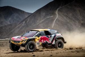 Team Peugeot Total_Dakar 2018_Shakedown_4.1.2018_©PEUGEOT SPORT _ MCH Photography_18246