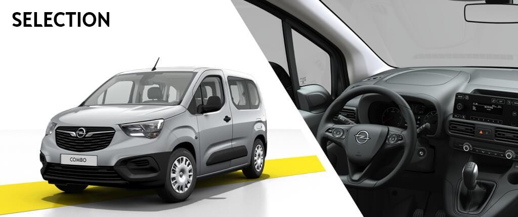 Opel Combo Selection