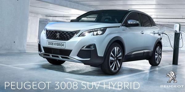 new3008 hybrid