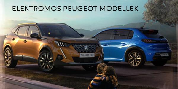 elektromos_Peugeot_modellek