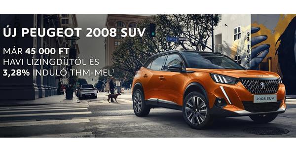 Peugeot 2008_finanszirozas