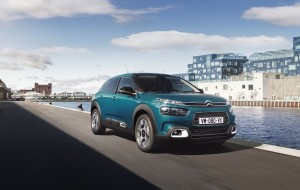 Az új Citroën C4 Cactus