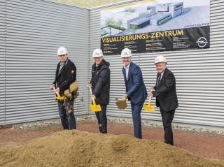 A legmodernebb vizuális technológia az Opel designközpontjában