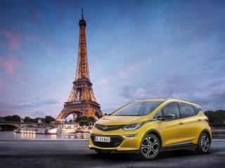 Az Opel Ampera-e Párizsban ünnepli világpremierjét