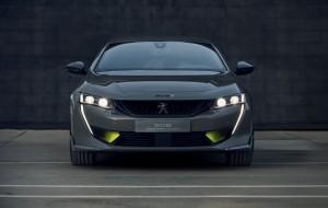 Gyártásba kerül a Peugeot márka legerősebb hibrid családi sportautója