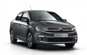 Megújul a Citroën kompakt szedánja: C-ELYSEE