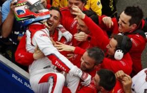 Lopez keményen megdolgozott a győzelemért