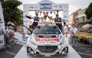 Peugeot-Total Hungária Rally Team