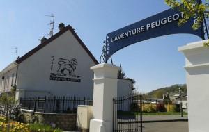 RETROMOBILE kiállítás – Peugeot