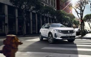 Bemutatkozik az új Peugeot 3008 SUV