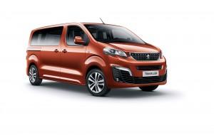 Új Peugeot TRAVELLER