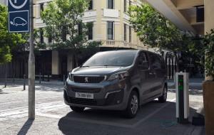 Új Peugeot e-Traveller