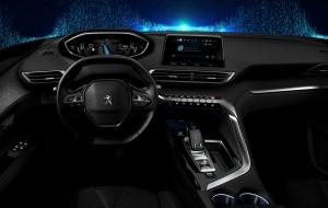 Új PEUGEOT i-Cockpit®: az érzékekre kihegyezve