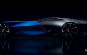 L500 R HYbrid: a PEUGEOT látomása a jövő sportautójáról