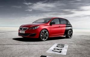 308 GTi by PEUGEOT SPORT : világelső a sportautó-eladásokban