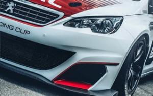 PEUGEOT 308 Racing Cup : versenyzésre született